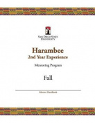 Harambee 2nd Year Experience Mentoring Program Mentor Handbook