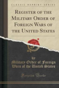 Register of the Military Order of Foreign Wars of the United States