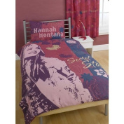 Childrens/Kids Hannah Montana Secret Star Bedding Duvet Cover Set