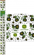 John Deere 1.6 Yard Tractor Roll Gift Wrap
