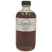 Gamblin Burnt Plate Oil #000 240ml