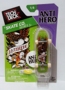 TechDeck TD Skate Co. Series 3 Anti Hero Skateboards Fingerboard With Stand & Sticker