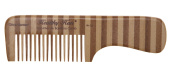 Olivia Garden Healthy Hair Bamboo Wide-Toothed Comb with Handle HH-C3