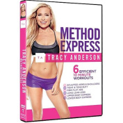 Tracy Anderson: Method Express [Region 4]
