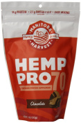 Manitoba Harvest Hemp Pro 70 Protein Supplement, Chocolate, 330ml
