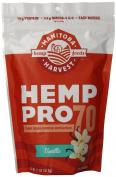 Manitoba Harvest Hemp Pro 70 Protein Supplement, Vanilla, 330ml