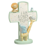 "Grasslands Road ""I Am a Child of God"" Standing Cross"