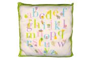 Alphabet Fun Decorative Pillow