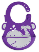 Best Silicone Baby Bib with Deep Food Catcher Pocket. Buy Our Silicone Babies Bibs That Are Soft and Flexible with Cool Animal Face Design. These Stylish Cute Nice Colourful Easy Bibs Are Perfect for Boy or Girl Baby Shower Gift