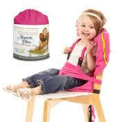 Heaven's Bliss Baby Portable High Chair Safety Harness