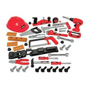 My First Craftsman 44pcs Tool Set with Helmet