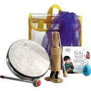 Remo Kids Make Music 2 Kit, DVD