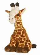Aurora World Destination Nation Giraffe Plush, 30cm