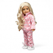 Doll Pyjamas for 46cm Dolls