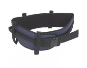 Lifestyle Essentials Padded Transfer Belts, Navy Blue, Medium