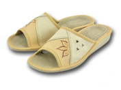 Genuine Leather Slippers | various colours | Orthopaedic Insole |91