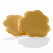 Foot Petals Tip Toes Cushions Shoe Inserts , Buttercup