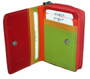 Golunski Graffiti Small Leather Credit card wallet Purse 7113 Colour Various