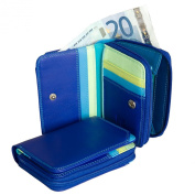Mywalit 226 Small Wallet With Zip Around Purse