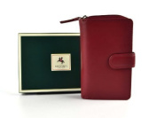 Ladies Medium Leather Purse / Wallet by Visconti HERITAGE COLLECTION Gift Boxed 4 Colours