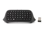 YCC Team Wireless Bluetooth Keyboard Chatpad for Xbox One Controller, Black