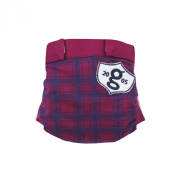 gDiapers gPants, Grad Plaid, Small