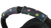 Choopie CityGrips Small Single Bar Grip Sleeve Covers for Stroller, Pram, and Buggy Handlebars - Toy Cars