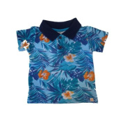 Mexx Boys Polo Shirt with All-Over print design