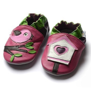 Jinwood designed by Amsomo Bird House Baby Shoes
