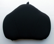 Posture Cushion - Value Lumbar Support Cushion With High Density Foam. Great For Improving Posture And Pain Relief. Helps Prevent Back Pain While Sitting In The Car Home And Office. Great Quality And Value For Money.