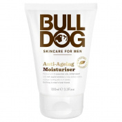 Bulldog Anti Ageing Moisturiser (100ml) - Pack of 2