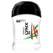 Lynx Dry Anti-Perspirant Stick Africa (50ml) - Pack of 2
