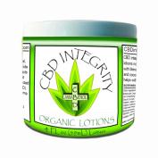 CBD Integrity CBD Hemp Oil Lotion, Helps Ease Inflammation, Aches & Pains, Organic Healing 120ml