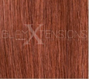 Glamxtensions Straight Indian Remy 100% Real Hair Micro-Ring Extensions 1 g 50 cm