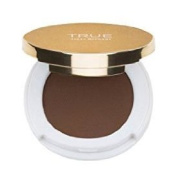 True Isaac Mizrahi Eye Shadow & Liner Powder Caffeine Brown