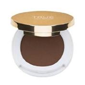 True Isaac Mizrahi Eye Shadow & Liner Powder Caffeine Brown