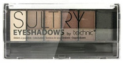 Technic Sultry 6 Colour Eyeshadow Palette - Tawny