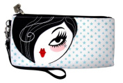 Fluff Retro Cutie Clutch Cosmetic Bag