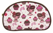 Fluff beauty Bag Cupcake Girl Make-Up Bag