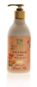 Anti-Ageing Lotion Body & Massage Cream - Sensual Tulip