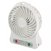 Lifemax 1450 Small Rechargable Mighty Fan