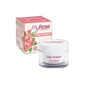 My Rose of Bulgaria Аnti-wrinkle Day Cream - Smooths the wrinkles and returns the elasticity of the skin! 50ml