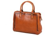 Katana Cow Leather Handbag Vegetable 66805 K neck