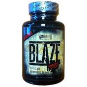 (2 Pack) - Warrior - Blaze Reborn Fatburners | 90's | 2 PACK BUNDLE