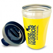 Stainless Steel Protein Shaker - Total Warrior