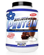 Giant Sports Products Delicious Protein Delicious Chocolate Shake - 2.3kg