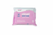 Clinell Body Care Patient Wipes - Pack of 60