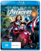 The Avengers [Region B] [Blu-ray]