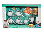 Coffee World Toy Set - Simulated Coffee Set