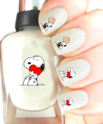 Easy to use, High Quality Nail Art For Every Occasion! Snoopy and Charlie Brown